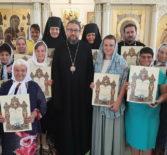 Память первоверховных апостолов Петра и Павла в Никольском кафедральном соборе г.Ардатова