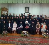 Архипастырь принял участие в торжественной актовой части выпускного Саранской духовной семинарии