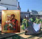 В Муроме торжественно почтили память свв. блгвв. Петра и Февронии Муромских Чудотворцев