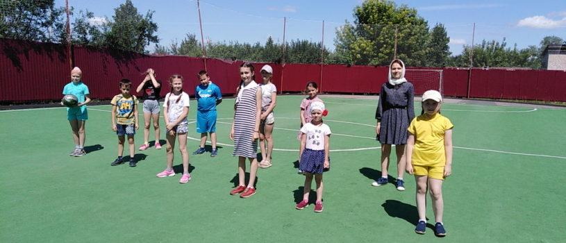Летняя жизнь воскресной школы при Никольском кафедральном соборе г.Ардатова