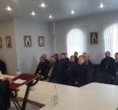 Архипастырь посетил второй день пастырских курсов для духовенства Ардатовской епархии