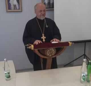 Воскресная школа Никольского кафедрального собора посетила с.Мишуково Алатырской епархии