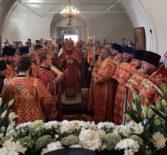 В День тезоименитства Владыки Вениамина в Никольском кафедральном соборе прошло соборное торжество. Многая и благая лета нашему Архипастырю!