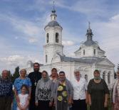 Паломники Ардатовской епархии посетили с.Бортсурманы Пильнинского района Нижегородской области (Лысковская епархия)