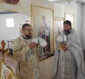 Попразднство Преображения Господня в Андреевском кафедральном соборе п.Атяшево