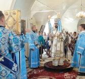 Успение Владычицы нашей Богородицы и Приснодевы Марии в Никольском кафедральном соборе г.Ардатова