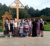 Паломники Ардатовской епархии посетили Серафимо-Дивеевскую обитель