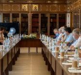 Заседание Попечительского совета Саранской духовной семинарии