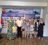 В воскресной школе Никольского кафедрального собора прошло занятие, посвященное 20-летию канонизации святого праведного воина Феодора Ушакова