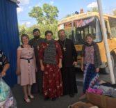 В Ардатовской епархии прошла благотворительная акция «От сердца к сердцу», организованнаясоциальным отделом Саранской епархии