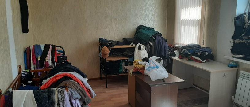 Объявление! При Никольском кафедральном соборе г.Ардатова открыта социальная комната для сбора и выдаче одежды малоимущим семьям
