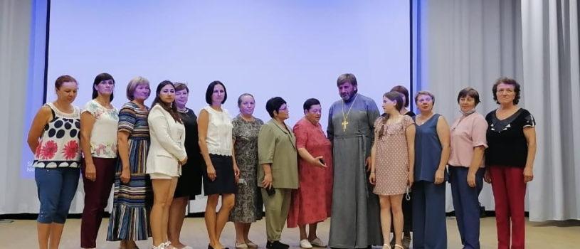 В Ардатовском РДК прошла встреча с директорами домов культуры Ардатовского муниципального района
