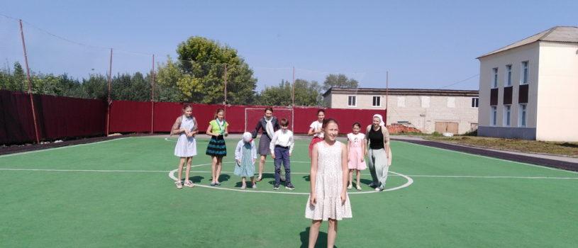 Летняя жизнь воскресной школы Никольского кафедрального собора г.Ардатова