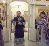 Всемирное Воздвижение Честного и Животворящего Креста Господня в Никольском кафедральном соборе г.Ардатова