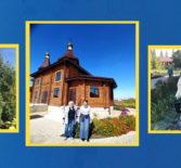 Прихожане Лукинского архиерейского подворья Ардатовской епархии в Саранске благоукрашают территорию храма