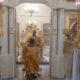 Неделя 14-я по Пятидесятнице, пред Воздвижением в Никольском кафедральном соборе г. Ардатова