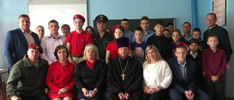 В Большеберезниковской СОШ №2 прошло памятное мероприятие — «Беслан, мы тебя помним»