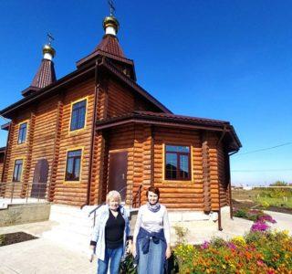 Миссионерское мероприятие в Большеберезниковской СОШ №2