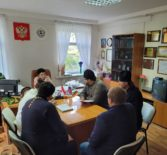 Глава Большеигнатовского муниципального района провела совещание с секретарем Ардатовской епархии