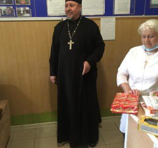 Благотворительная помощь Козловскому интернату для престарелых