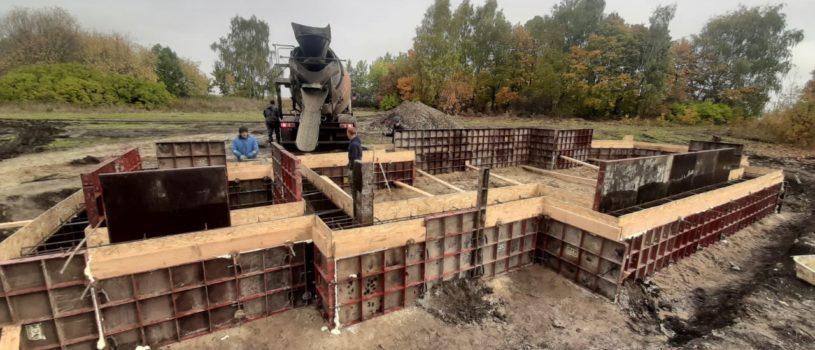 В с.Шугурово Большеберезниковского района началось строительство нового храма в честь священномученика Павла Ягодинского