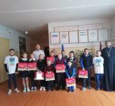 Волонтеры молодежного отдела Ардатовской епархии «Ардатовцы» в течении всего месяца проводят благотворительную акцию «Соберем ребёнка в школу»