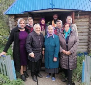 Память Александра Невского совершили в отдаленном уголке Ардатовской епархии