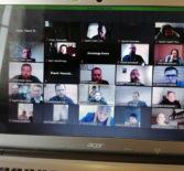 Синодальный отдел по делам молодежи провел онлайн-конференцию с руководителями епархиальных молодежных отделов