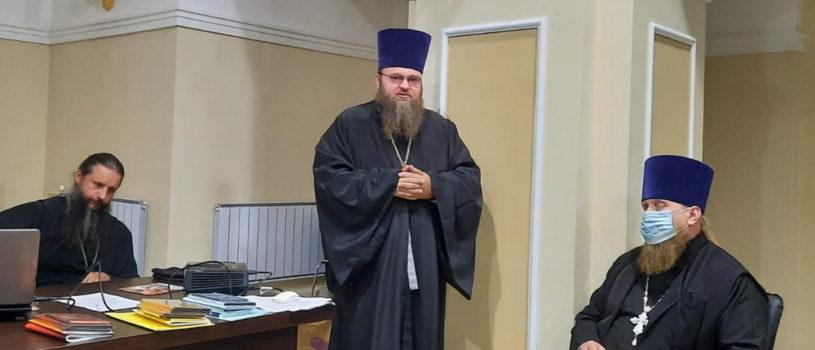 В Саранске прошло мероприятие, посвящённое духовно-нравственному воспитанию школьников