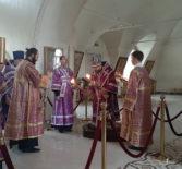 Суббота по Воздвижении в Никольском кафедральном соборе г.Ардатова