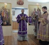 Неделя 15-я по Пятидесятнице, по Воздвижении в Андреевском кафедральном соборе п.Атяшево