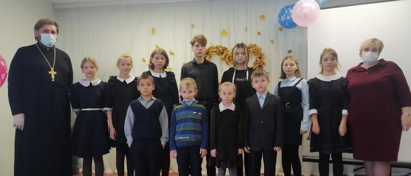 Руководитель молодежного отдела Ардатовской епархии посетил Баевскую СОШ Ардатовского района