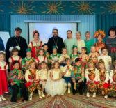 Архипастырь посетил праздничное мероприятие, посвященное Покрову Пресвятой Богородицы в детском саду«Теремок» г.Ардатова