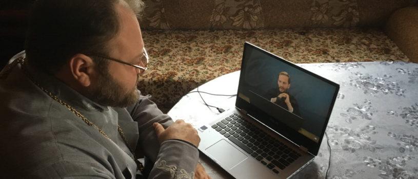 Председатель ОРОиК Ардатовской епархии принял участие в онлайн вебинаре на тему — Типичные проблемы приходского просвещения взрослых и их решения