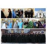Праздничное видео-поздравление в честь 10-тия образования Ардатовской епархии и 10-тия архиерейской хиротонии Правящего Архипастыря
