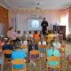 Благочинный 1-го церковного округа Атяшевского района посетил Покровский утренник в Атяшевском детском саду