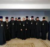 Начались торжественные мероприятия, посвященные 10-летию образования Ардатовской епархии и юбилею Архиерейской хиротонии