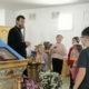 В воскресной школе Андреевского кафедрального собра прошло занятие, посвященное празднику Покрова Пресвятой Богородицы
